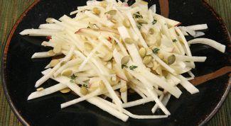 Что можно сделать из редьки: полезный и вкусный салат