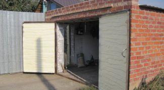 Чем лучше утеплить гараж