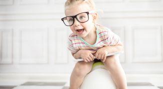 Как посадить ребенка на горшок: практические советы
