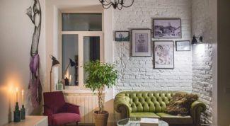 Как оживить старую квартиру