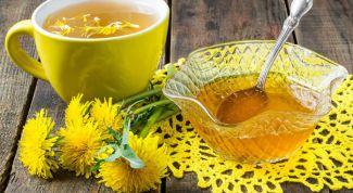 Как сварить варенье из цветов одуванчика