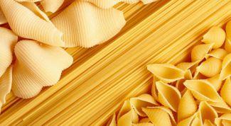 Какие можно приготовить блюда из макаронных изделий с овощами
