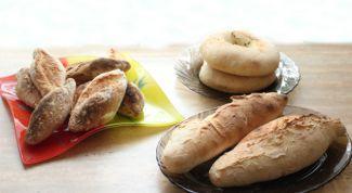 Как приготовить разнообразный домашний хлеб