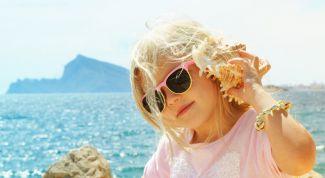 Летнее солнце для детей: друг или враг?