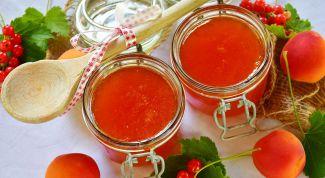Как приготовить абрикосовое варенье с лимоном