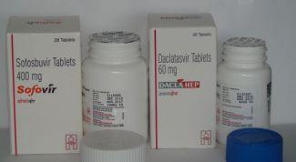 индийский препарат софосбувир от гепатита С