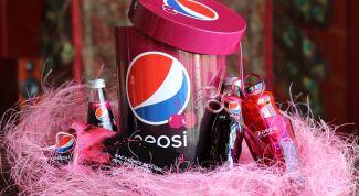 Pepsi представляет новый вишневый вкус – Pepsi Wild Cherry