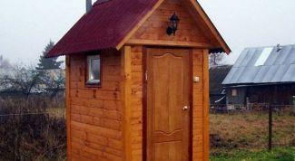 Разновидности дачных туалетов и особенности конструкций
