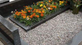 Как ухаживать за могилой