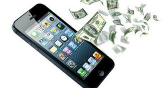 Как можно зарабатывать с помощью мобильного телефона