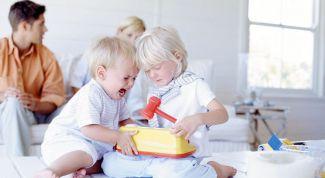 Как решать конфликты в детском саду