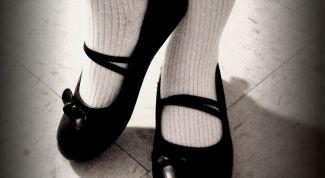 Какая обувь нужна детям