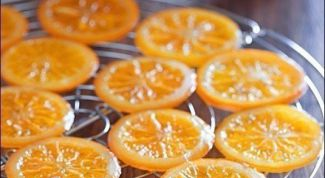 Как приготовить карамелизированные апельсины