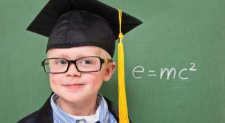 Как воспитать умного и целеустремленного ребенка