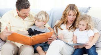 Как родителям наладить отношения с ребенком