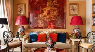 Как оформить комнату в колониальном стиле