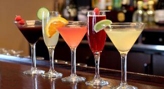 Как приготовить коктейль: секреты бармена