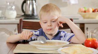 Почему ребенок отказывается от завтрака