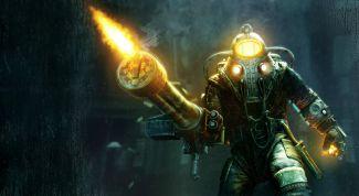 Как играть в Bioshock 2