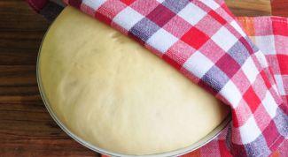 Как приготовить тесто на кипятке для вареников