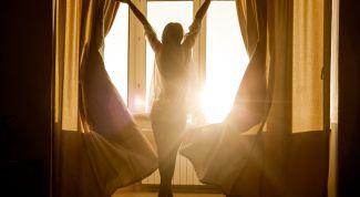 Как просыпаться рано утром без стресса