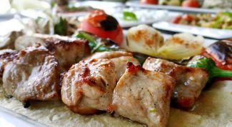 Сколько соли нужно на 1 кг шашлыка из свинины