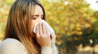 Что делать во время обострения сезонной аллергии?