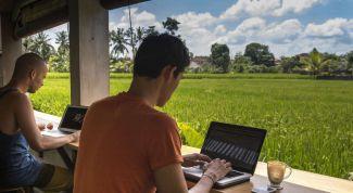 Почему лучше стать цифровым кочевником