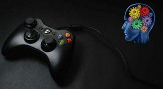 Как видеоигры влияют на мозг человека