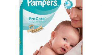 Новые Pampers ProCare: надежная защита для самой чувствительной кожи