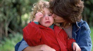 Как нужно правильно успокаивать ребенка