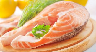 Как запечь красную рыбу