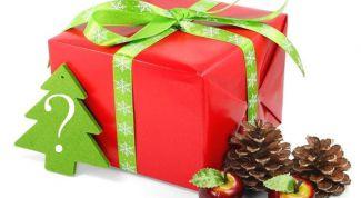 Что делать с ненужными новогодними подарками?