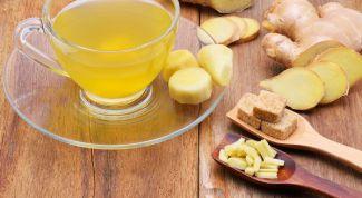 Как приготовить имбирную воду для похудения: очень простой рецепт