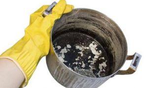 Как очистить алюминиевую посуду в домашних условиях
