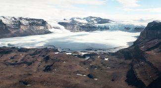 В отпуск на Марс. Сухие долины Антарктиды