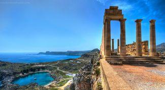 Родос: достопримечательности, погода на острове, советы туристов