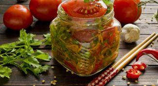 Консервированные помидоры: рецепты с фото для легкого приготовления