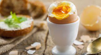 Сколько времени варить яйца всмятку