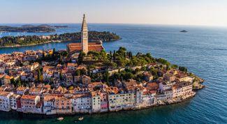 Имеет ли Хорватия выход к морю