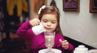 Можно ли 2-летнему ребенку какао