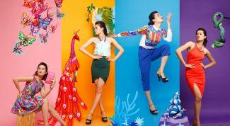 Как цвет одежды влияет на настроение