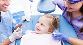 Как помочь ребенку не бояться стоматолога?