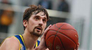 Алексей Швед - звезда мирового баскетбола