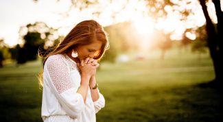 Как лучше всего молиться
