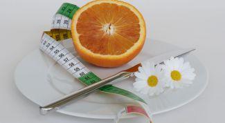 Блиц-диеты: как похудеть в кратчайшие сроки