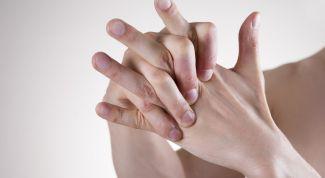 Можно ли хрустеть пальцами на руках