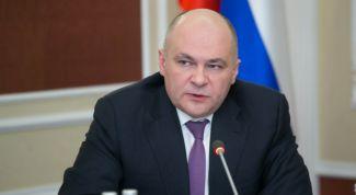Леонид Горнин стал первым замминистра финансов