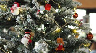 Как правильно выбрать искусственную елку на Новый год