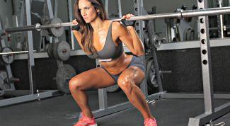 Как накачать и увеличить ягодичные мышцы